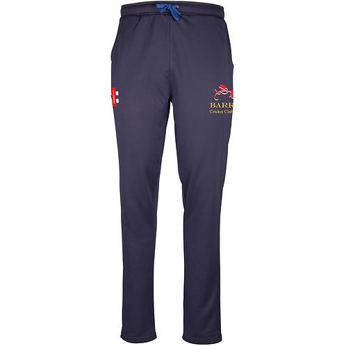 Pro Performance Training Trousers - Barrow CC