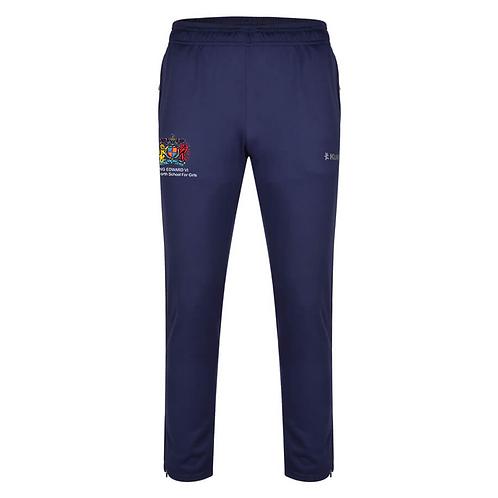 Adult Knit Tapered Track Pants - King Edward VI Handsworth
