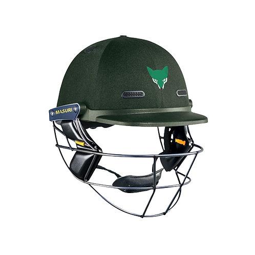 Masuri Vision Series Test Helmet - Woolpit CC