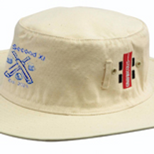 Wide Brim Cricket Hat - The Second XI