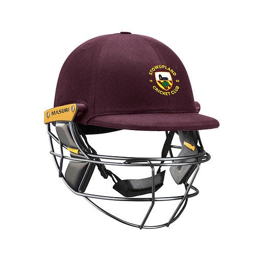 Masuri E-Line Helmet -Stowupland CC