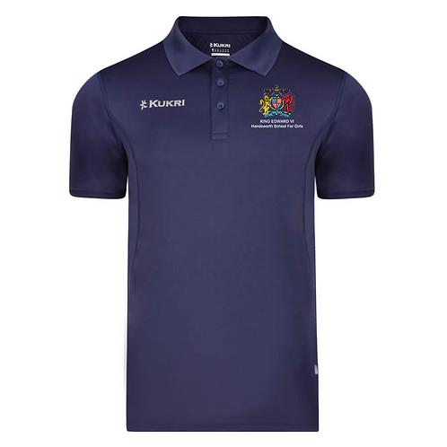 Mens Technical Polo Shirt - King Edward VI Handsworth