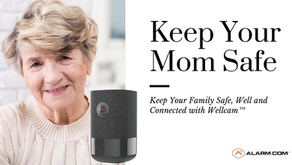 Keep Your Family Safe, Well and Connected with Wellcam™