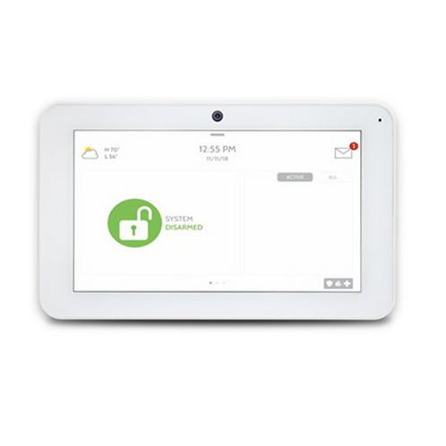 Secondary Touchscreen Keypad