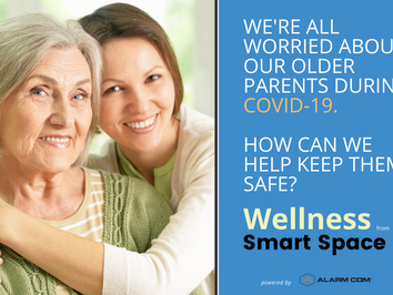 We're All Worried About Our Older Parents During COVID-19. How Can We Help Keep Them Safe?