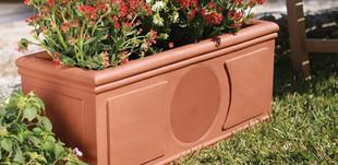 Outdoor Planter Speaker