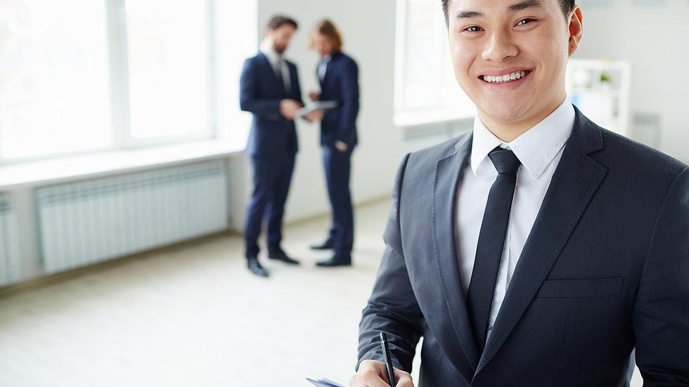 Construir un Negocio de Consultoria