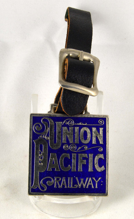 Union Pacific Railway Pocket Watch Fob