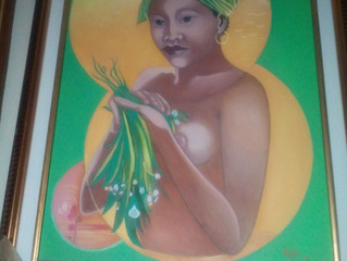 Saturday December 20th, 2014 Haitian Art Exhibit