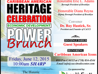 June is Caribbean Heritage Month.