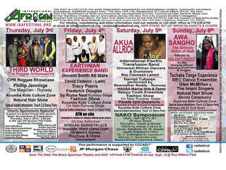 The 43rd Annual International African Arts Festival