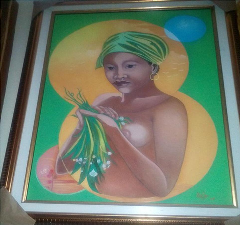Haitian Fine Art Exhibit