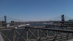 50th Anniversary March over Brooklyn Bridge 2-7-15_Manhattan Brige View.jpg
