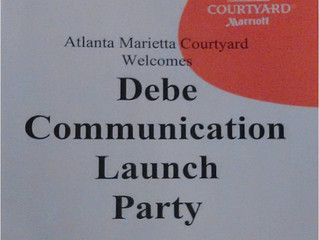 TODAY Debe Communications -  Atlanta Office's Official Launch Party !