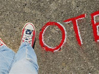 Vote, It Ain't Illegal Yet
