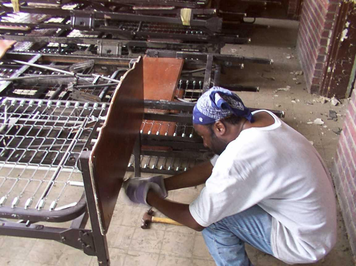 Hospital Beds for Haiti
