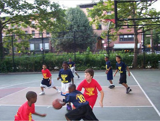 Registration is NOW open for Mini Ballers Clinic on Saturdays in Fort Greene Brooklyn. Register Onli
