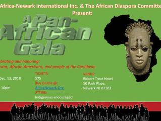 Newark Pan-African Unity Gala 2018