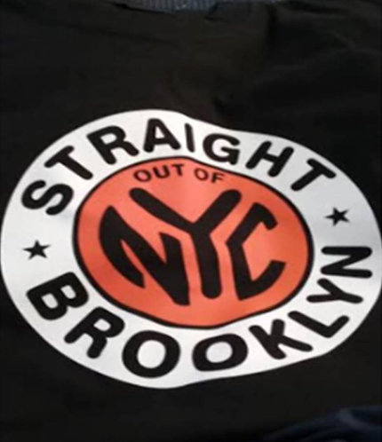 Straight out of Brooklyn Tee