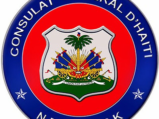 "Join the Haitian Consulate outside the ""Today Show"" to celebrate Haitian Flag Day Monday M"