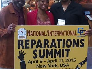 International Reparations Summit 2015