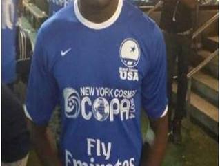 Brand New ! Haiti Soccer Ball