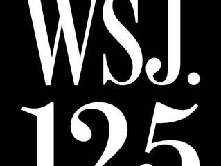 WSJ. 125 Opening Reception