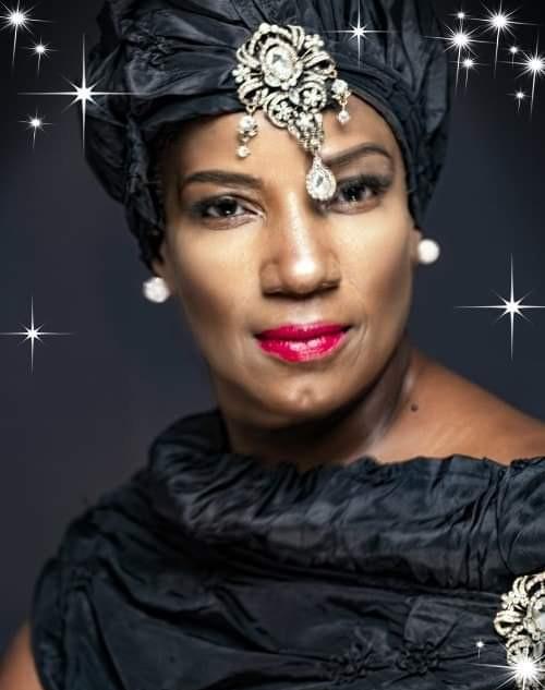 Designer Sylvia Robinson