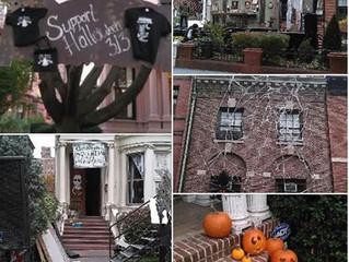 Halloween Show in Clinton Hill!