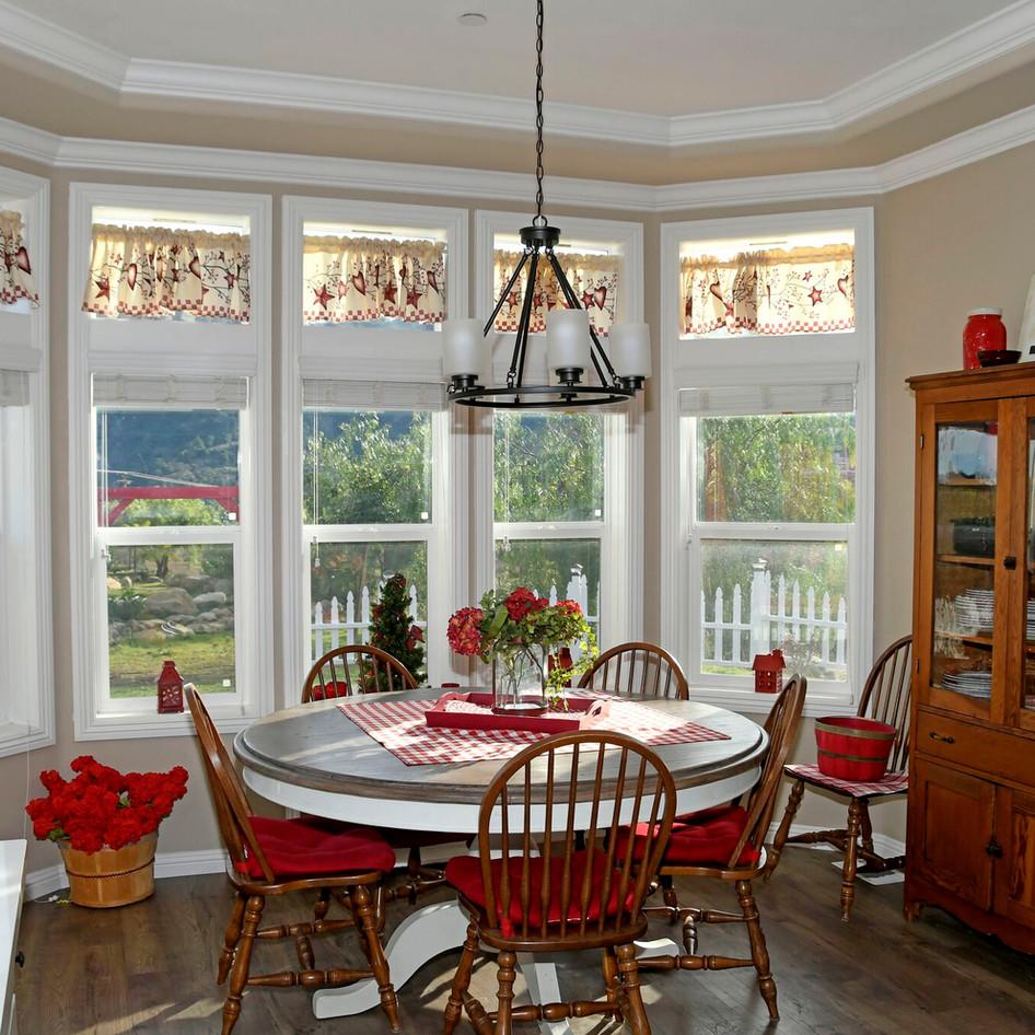 Red Barn Breakfast Room