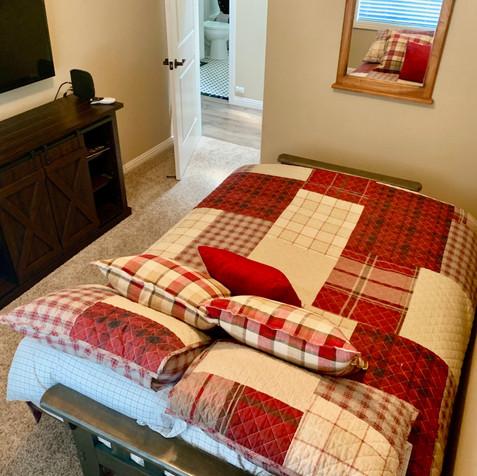 """Barn Bedroom"""