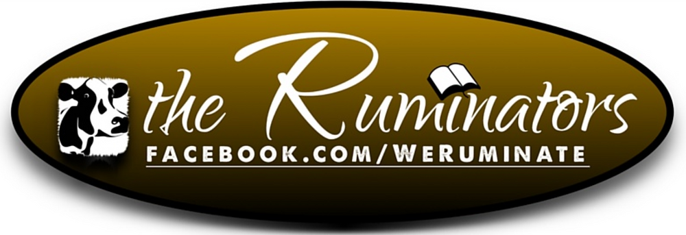 The Ruminators' logo from Facebook