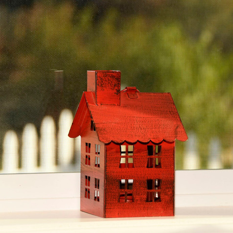 Red House in the Red Barn