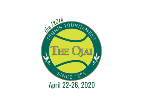 The 120th Ojai Tennis Tournament: Coming April 2020