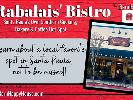 Rabalais' Bistro: Santa Paula's Down Home Southern Cooking & More
