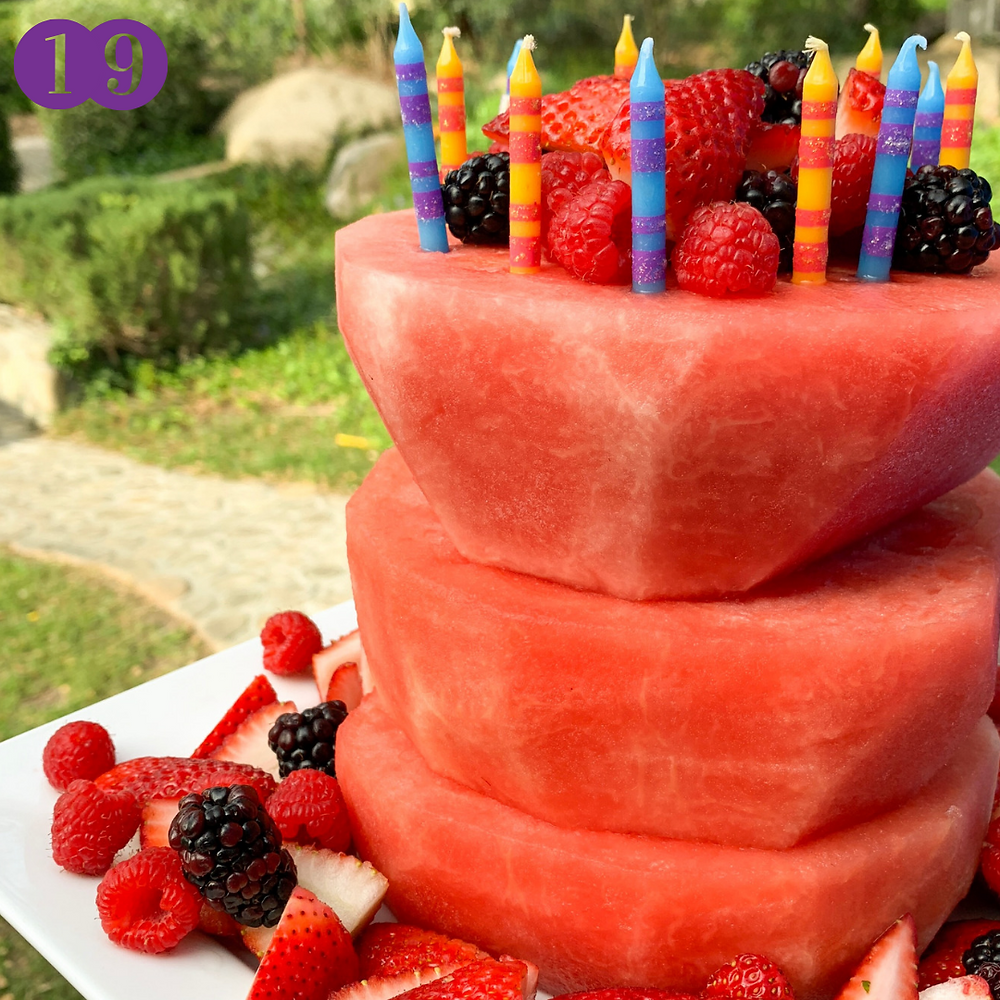 Whole30 Day Nineteen:  Grandma Winnie's Birthday Cake!