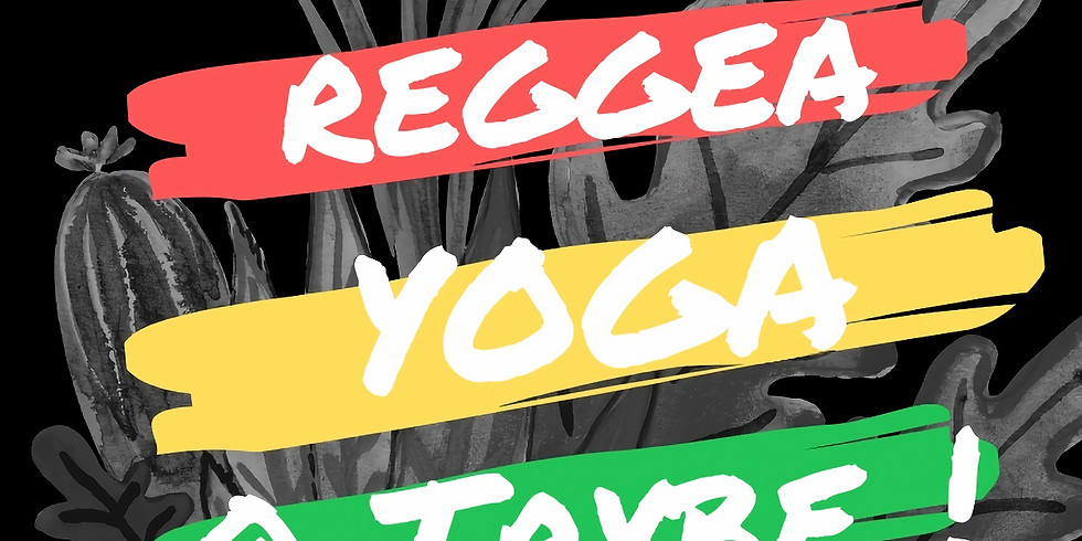 Reggae Yoga Flow with Amy Barlow