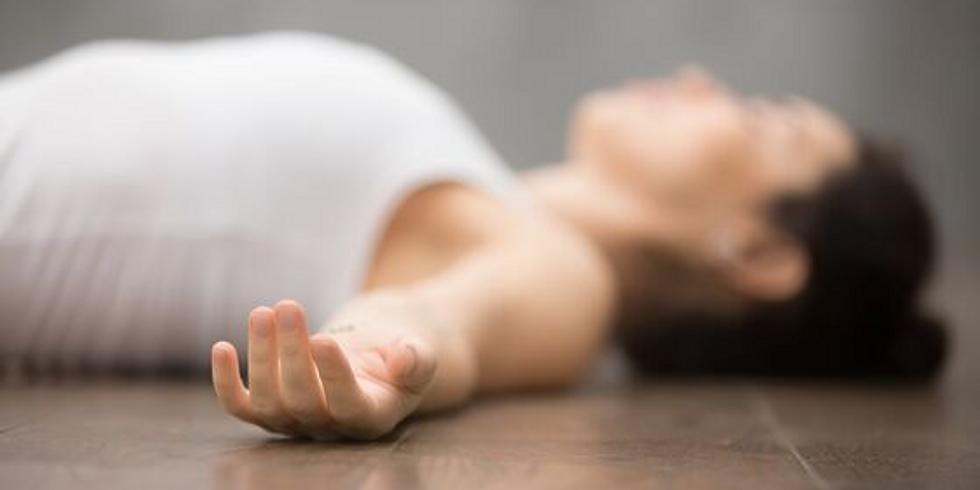 Yin & Yoga Nidra with Michelle Blackwall