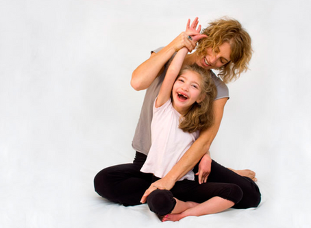 Yoga: the path to better parenting