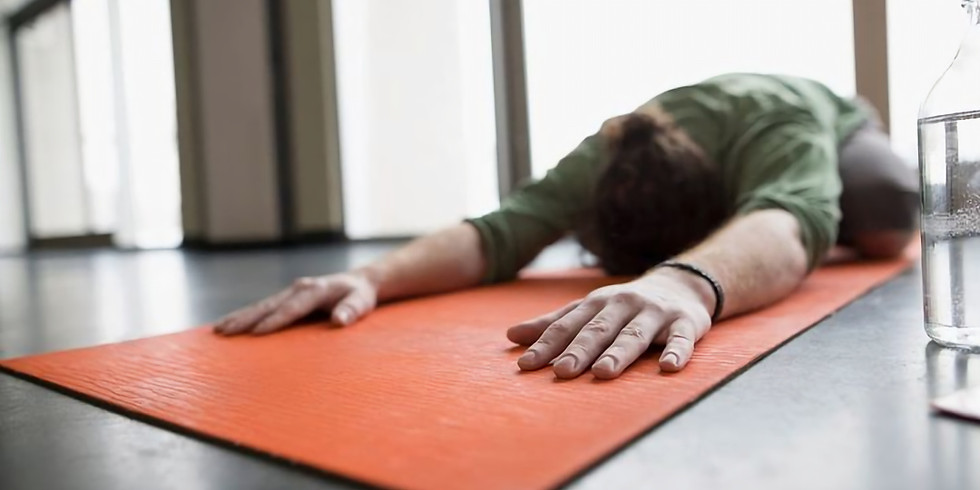 Men's Only Yoga & Meditation FREE monthly class