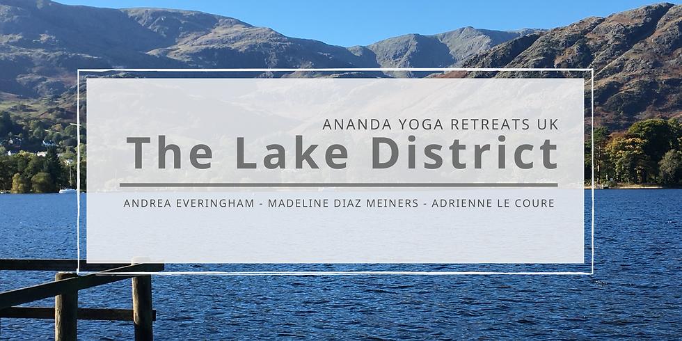 The Healing Reawakening - UK Yoga Retreat Series 1 ** FULLY BOOKED