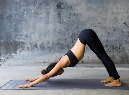 Yoga & wrists - a love hate relationship