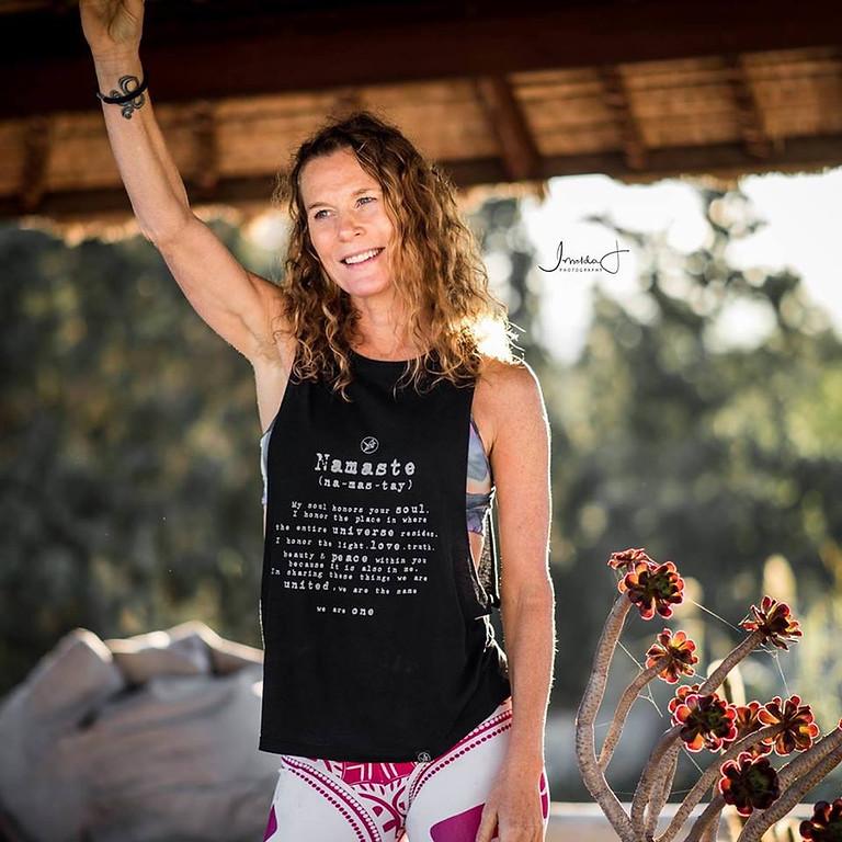 Restorative, Yin & Yoga Nidra with Andrea Everingham