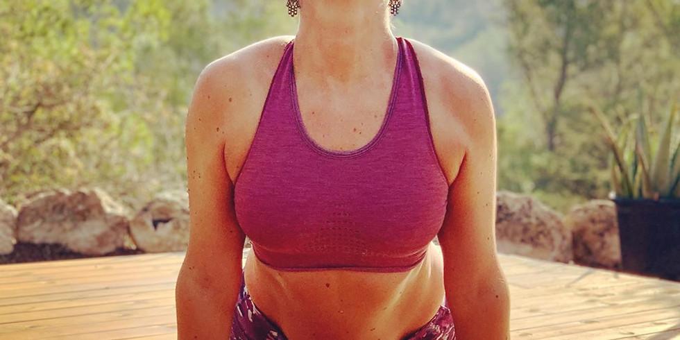 Vinyasa Flow & Yin Yoga Retreat with Tracey Oakes in Ibiza