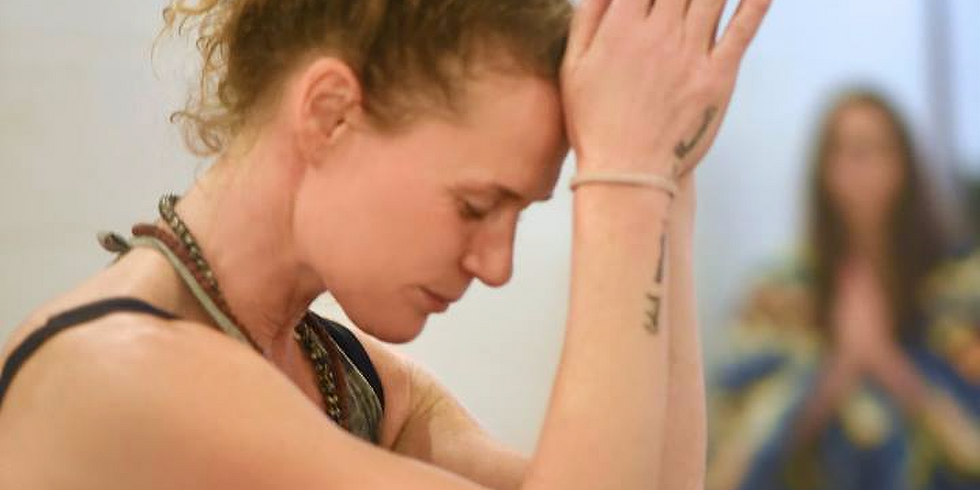 January Jivamukti Cleansing Day Retreat with Andrea Everingham