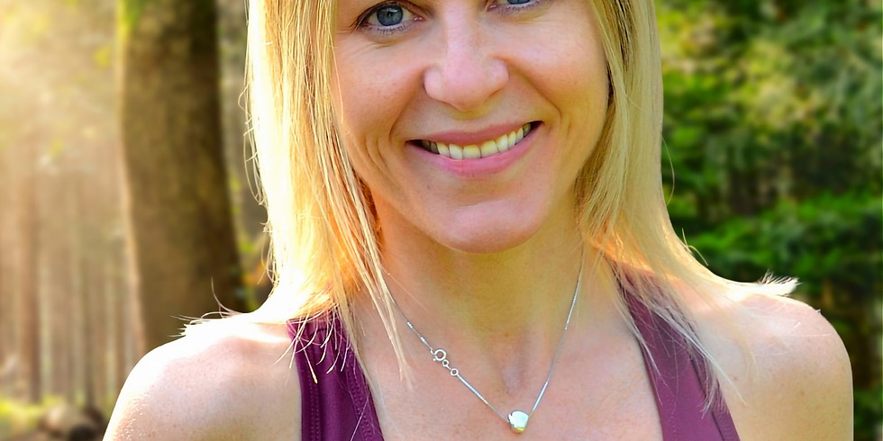 Deep Healing Yoga Therapy Workshop with Sarah Sergeant Smith