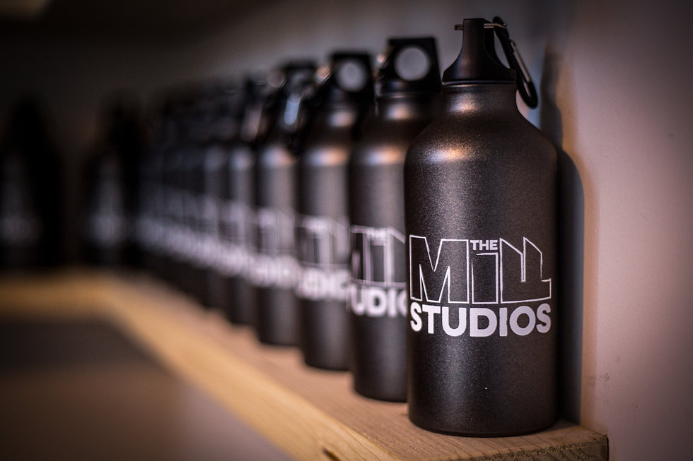 The Hot Yoga Studio Water Bottles