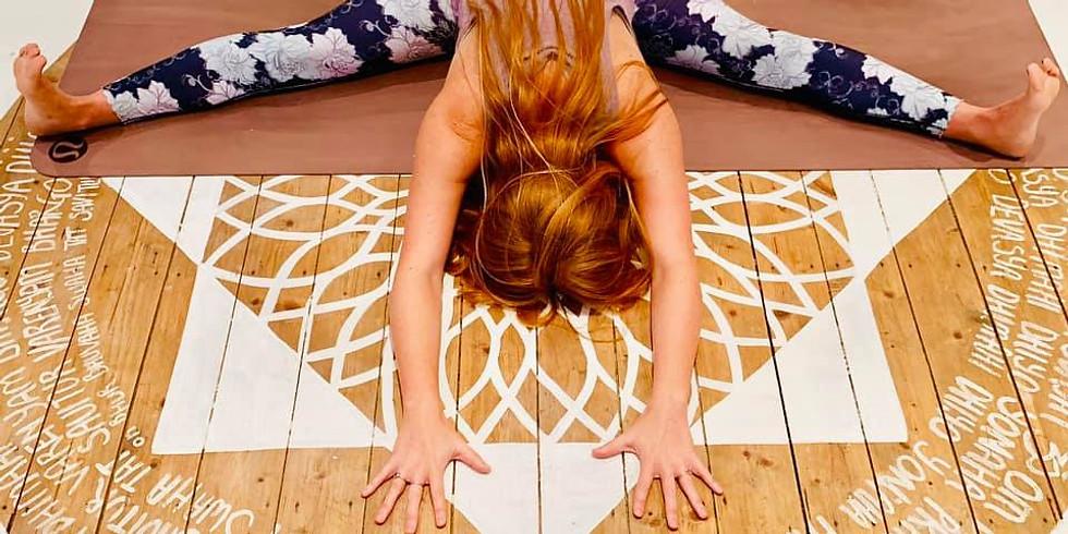 Spring Equinox Yin and Yoga Nidra Workshop with Michelle Blackwall