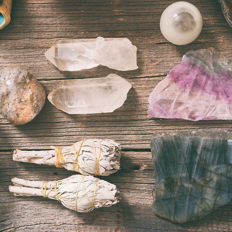 Crystal Reiki and Yin Workshop