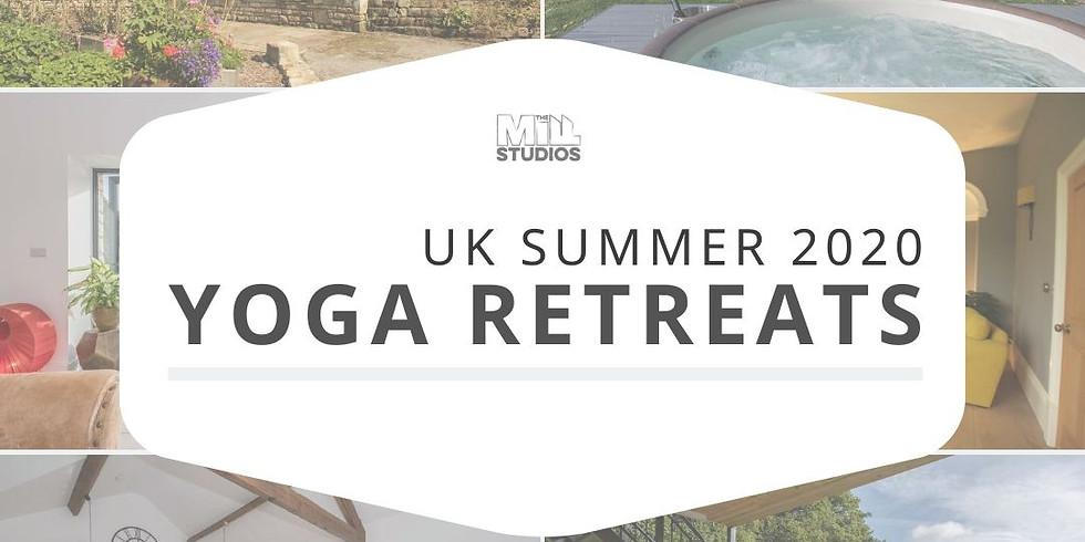 UK Summer Yoga Retreat